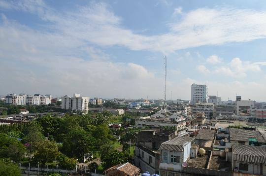 Предградия на Банкок