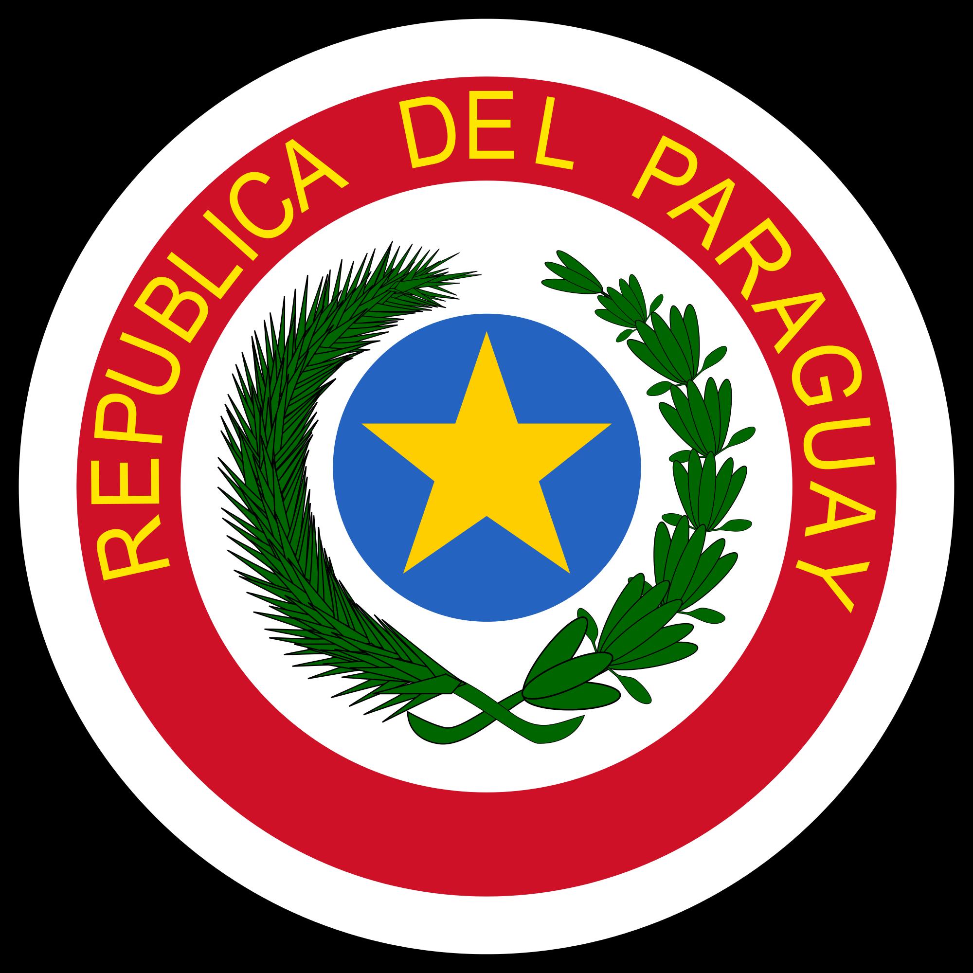 Paraguayn vaakuna