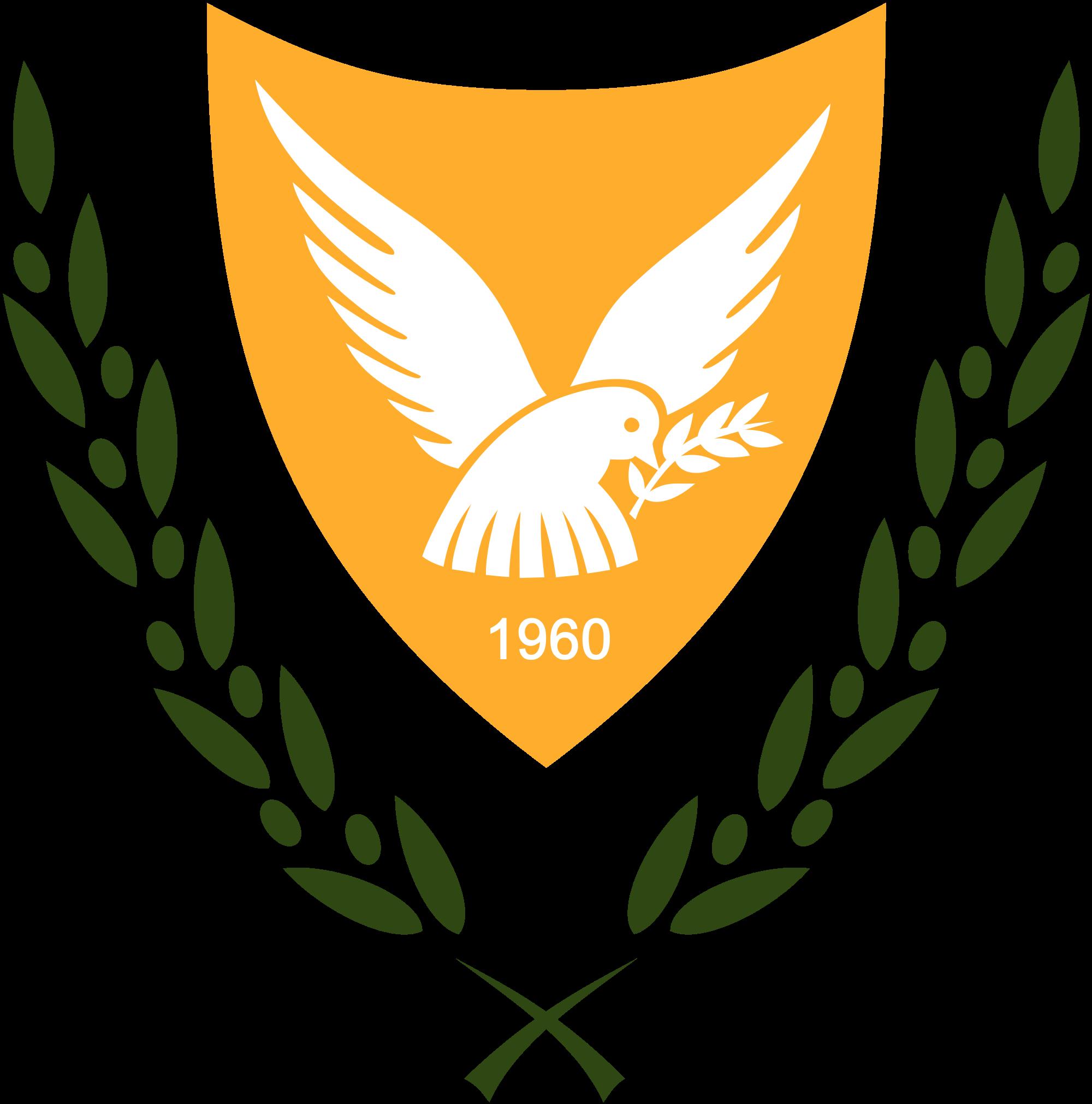 Wapenschild van Cyprus