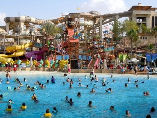 Waterparken in Dubai