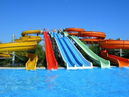 Водни паркове в Анталия