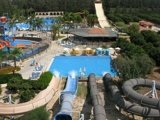 Parcs aquatiques à Limassol