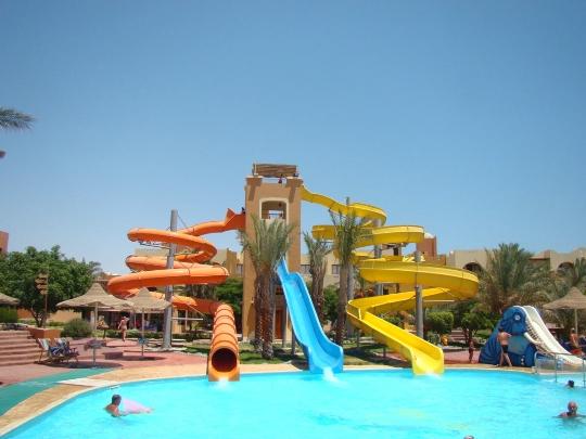 Водни паркове в Шарм Ел Шейх