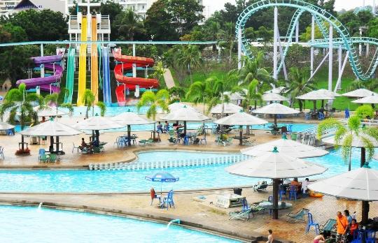 متنزهات مائية في باتايا