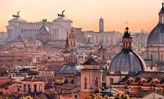 روما في يومين