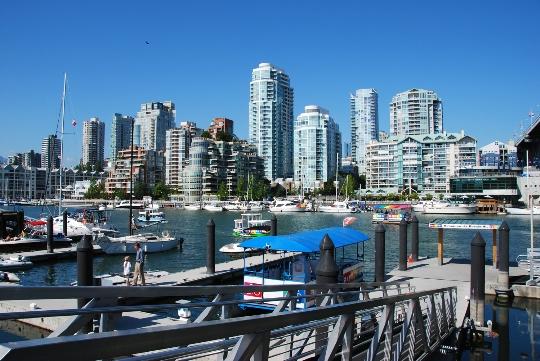 Предградия на Ванкувър