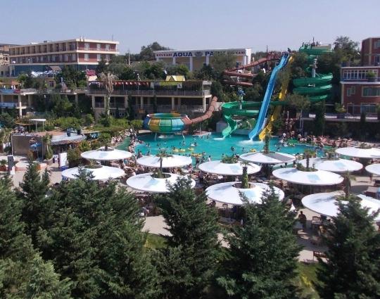 Waterparken in Baku