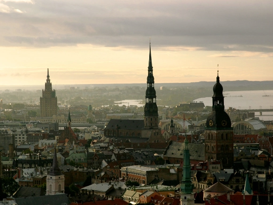 Riga in 2 dagen