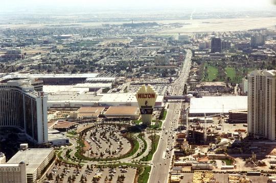 Las Vegas buitenwijken