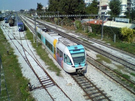Spoorwegen van Griekenland