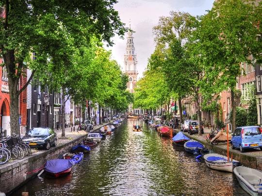 Matka Hollantiin