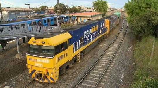 Spoorwegen van Australië