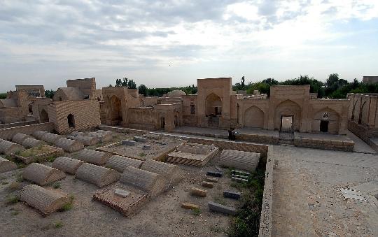 Bukharan lähiöt