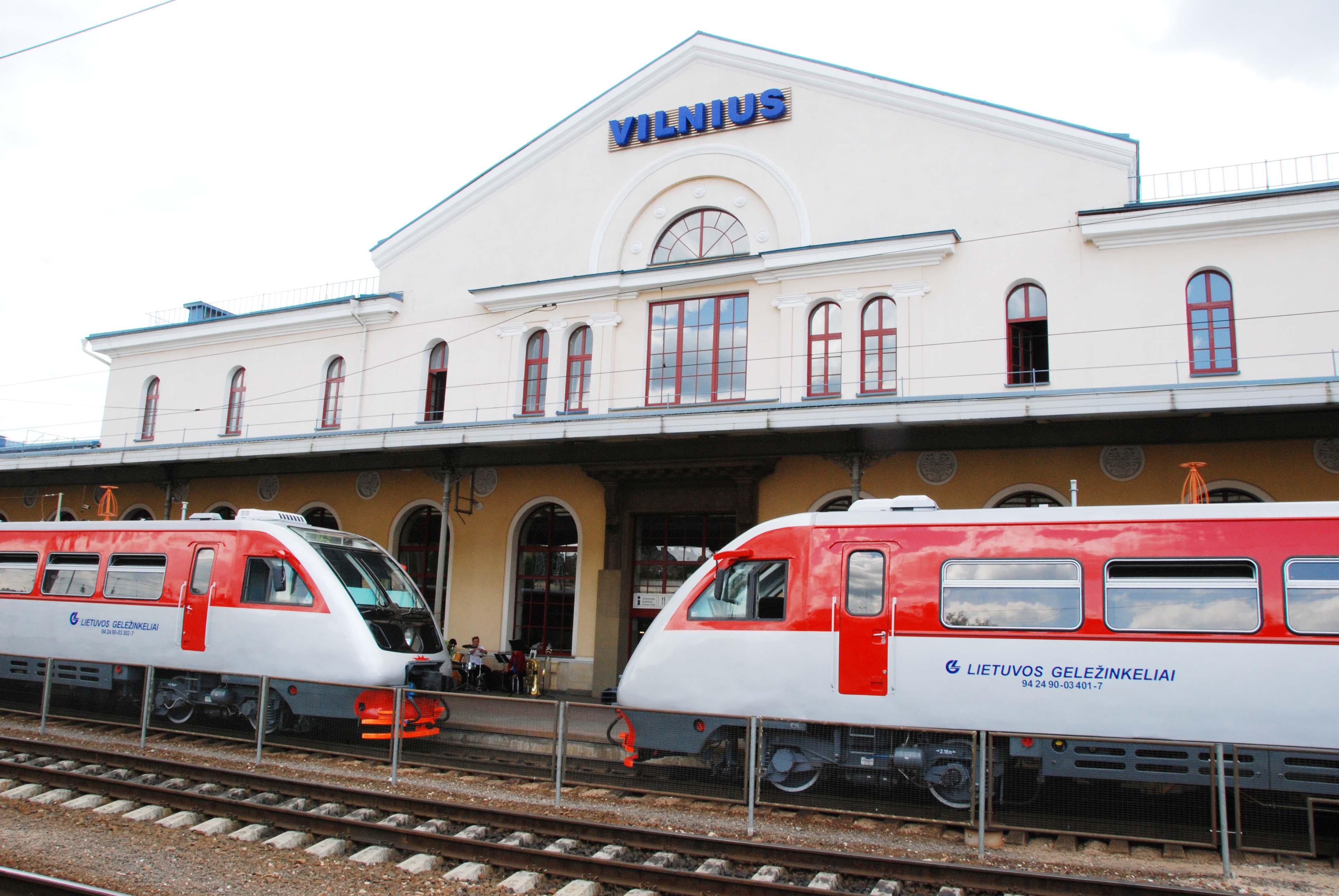 Litouwse spoorwegen