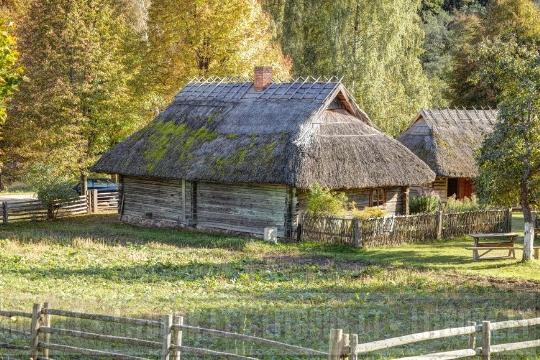 Buitenwijken van Kaunas