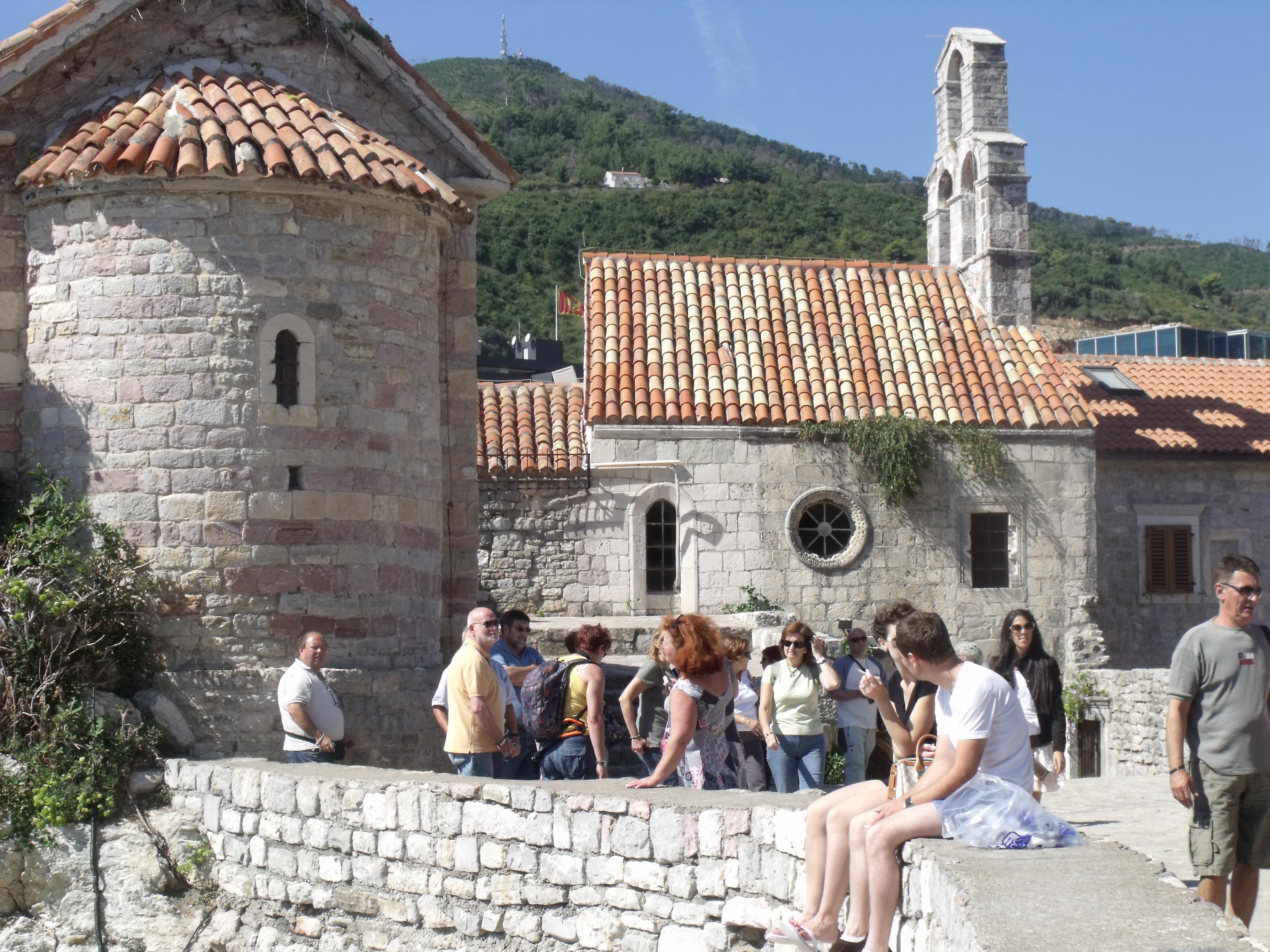 Alleen naar Montenegro