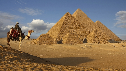 Ikzelf naar Egypte