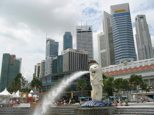 Singapore in 2 dagen