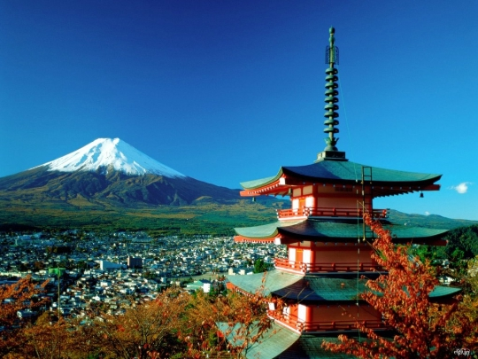 Ikzelf naar Japan