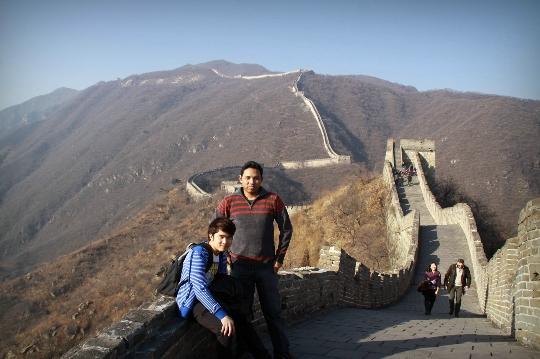 Ikzelf naar China
