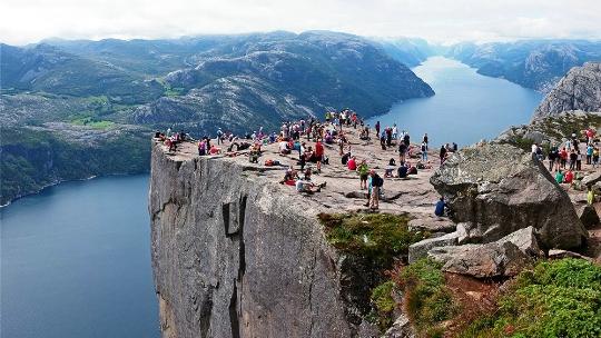 Само в Норвегия