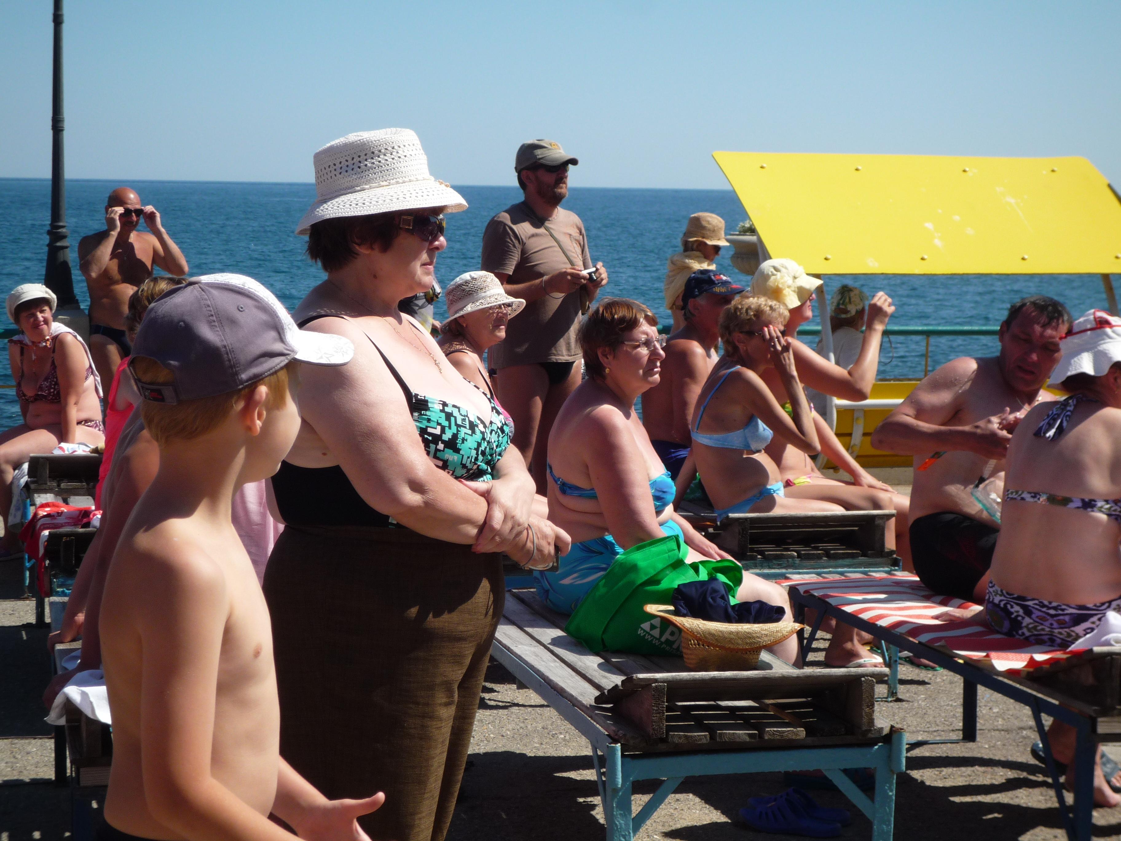 Alleen op de Krim