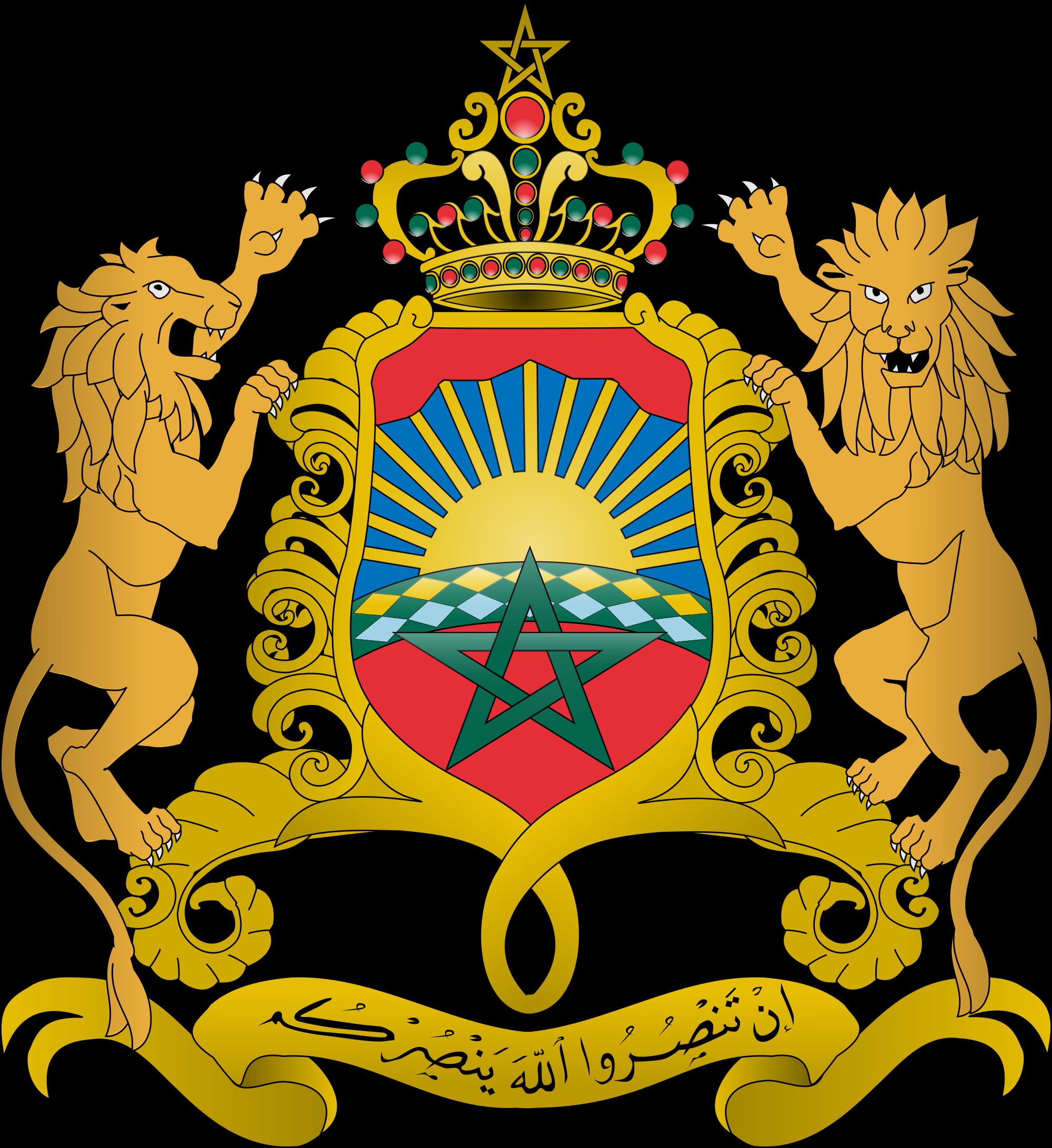 Wapen van Marokko
