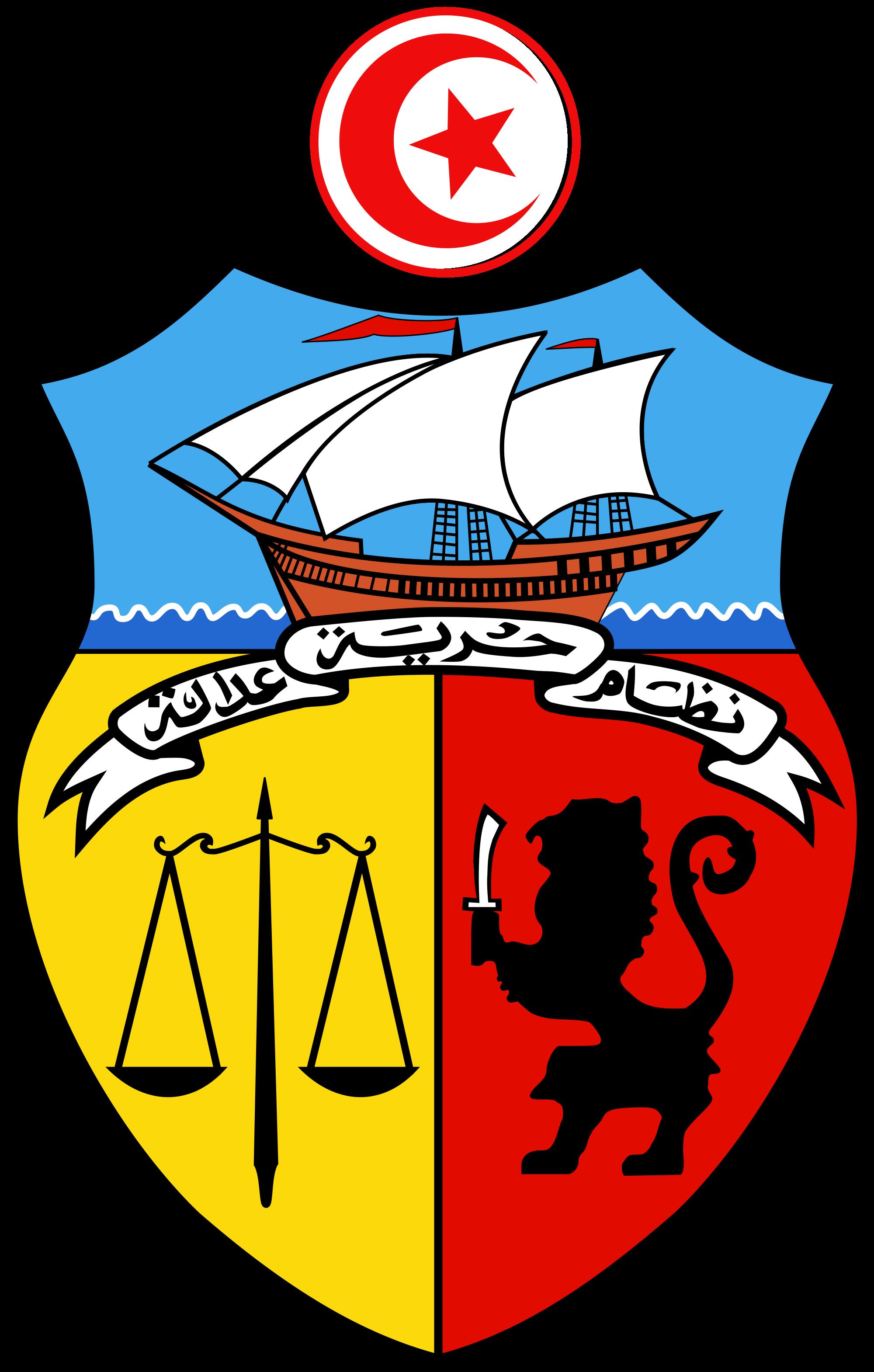 Wapenschild van Tunesië