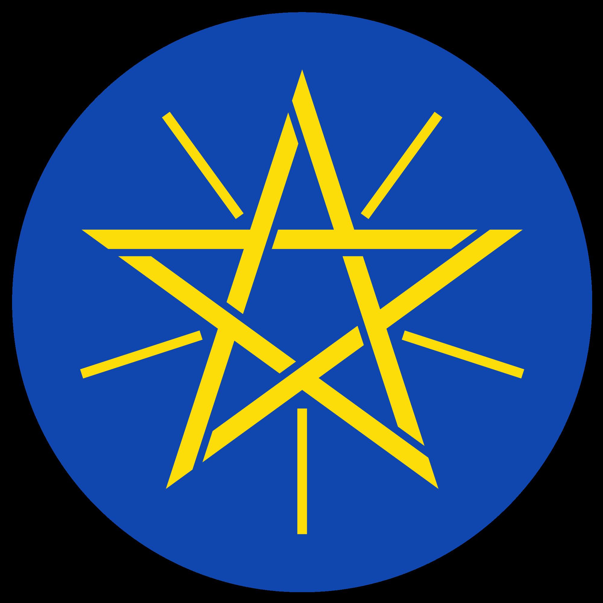 Wapenschild van Ethiopië