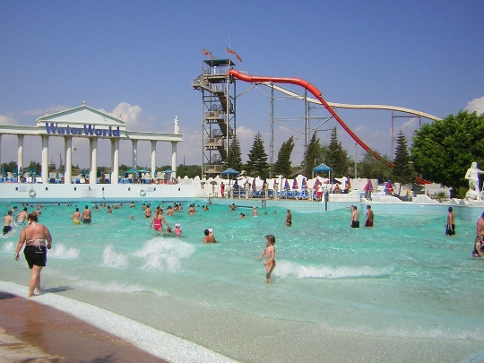 Water parken in Ayia Napa