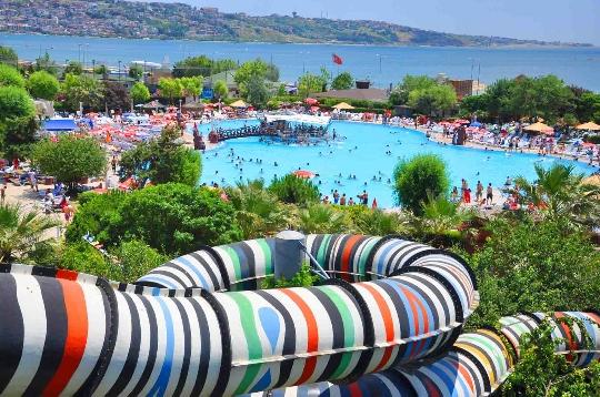 Водни паркове в Истанбул