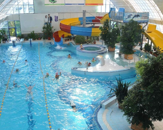 Water parken in Bishkek