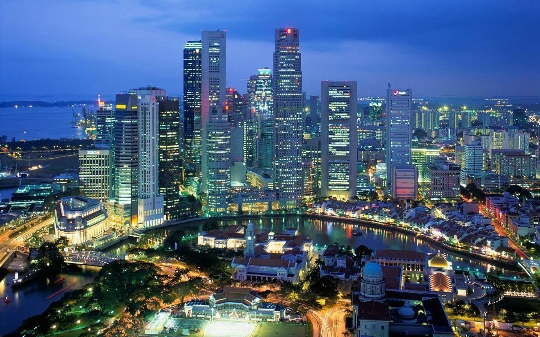 Singapore 2 päivässä