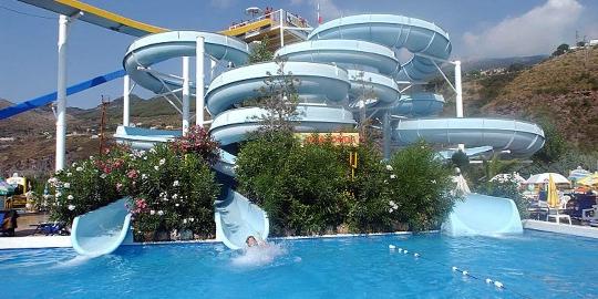 Waterparken in Rimini