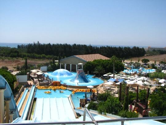 متنزهات مائية في بافوس