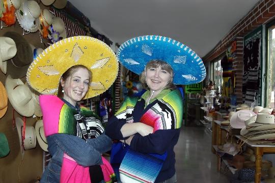 Ikzelf naar Mexico
