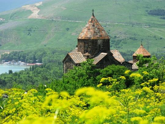 Ikzelf naar Armenië