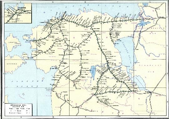 Estlandse spoorwegen