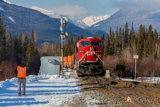 Kanadan rautatiet