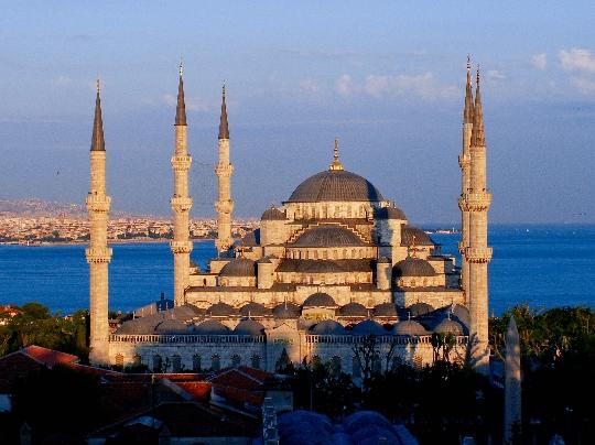 Истанбул за 2 дни