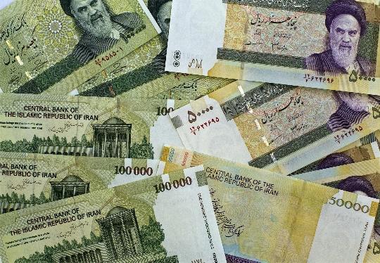 Valuutta Iranissa