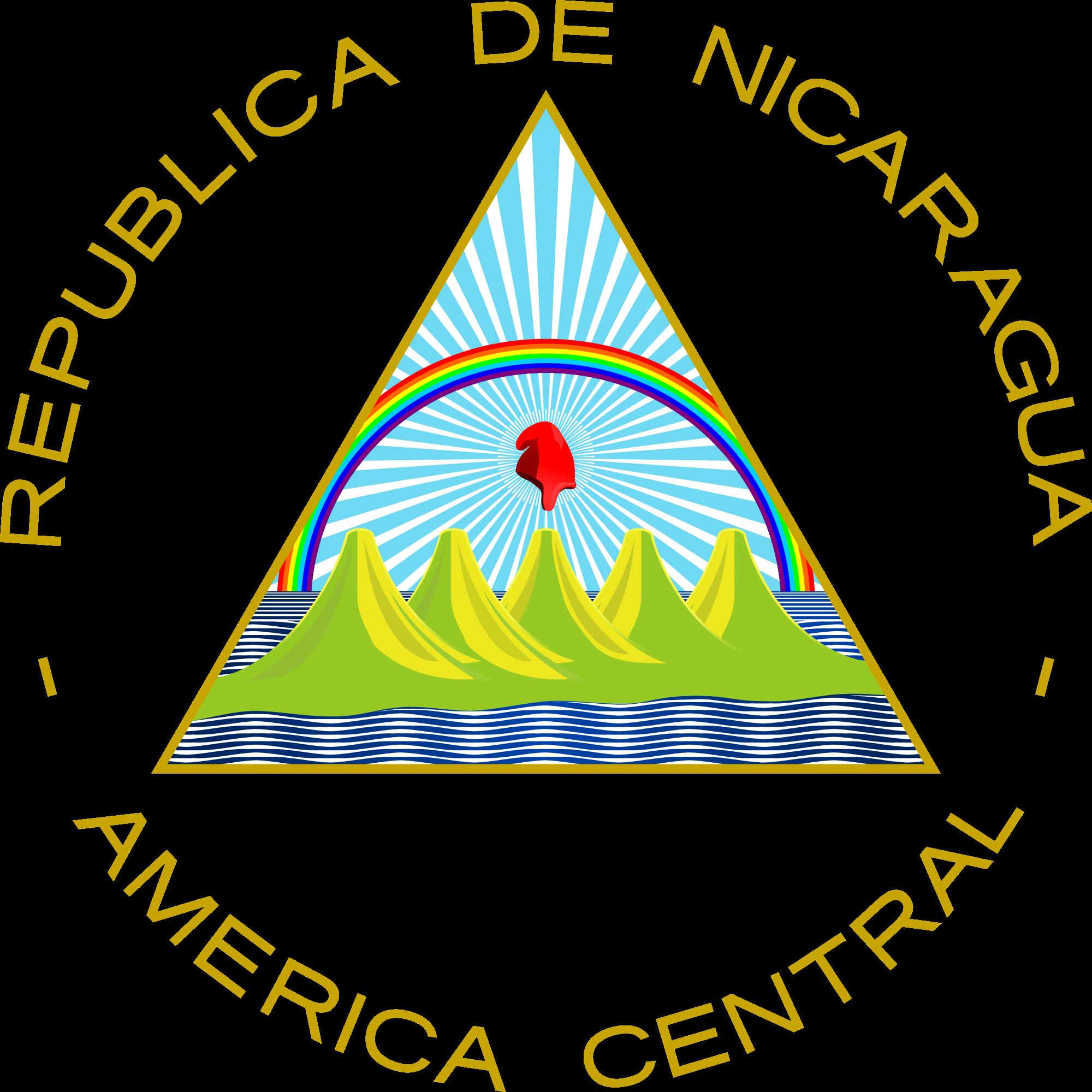 Nicaraguan vaakuna