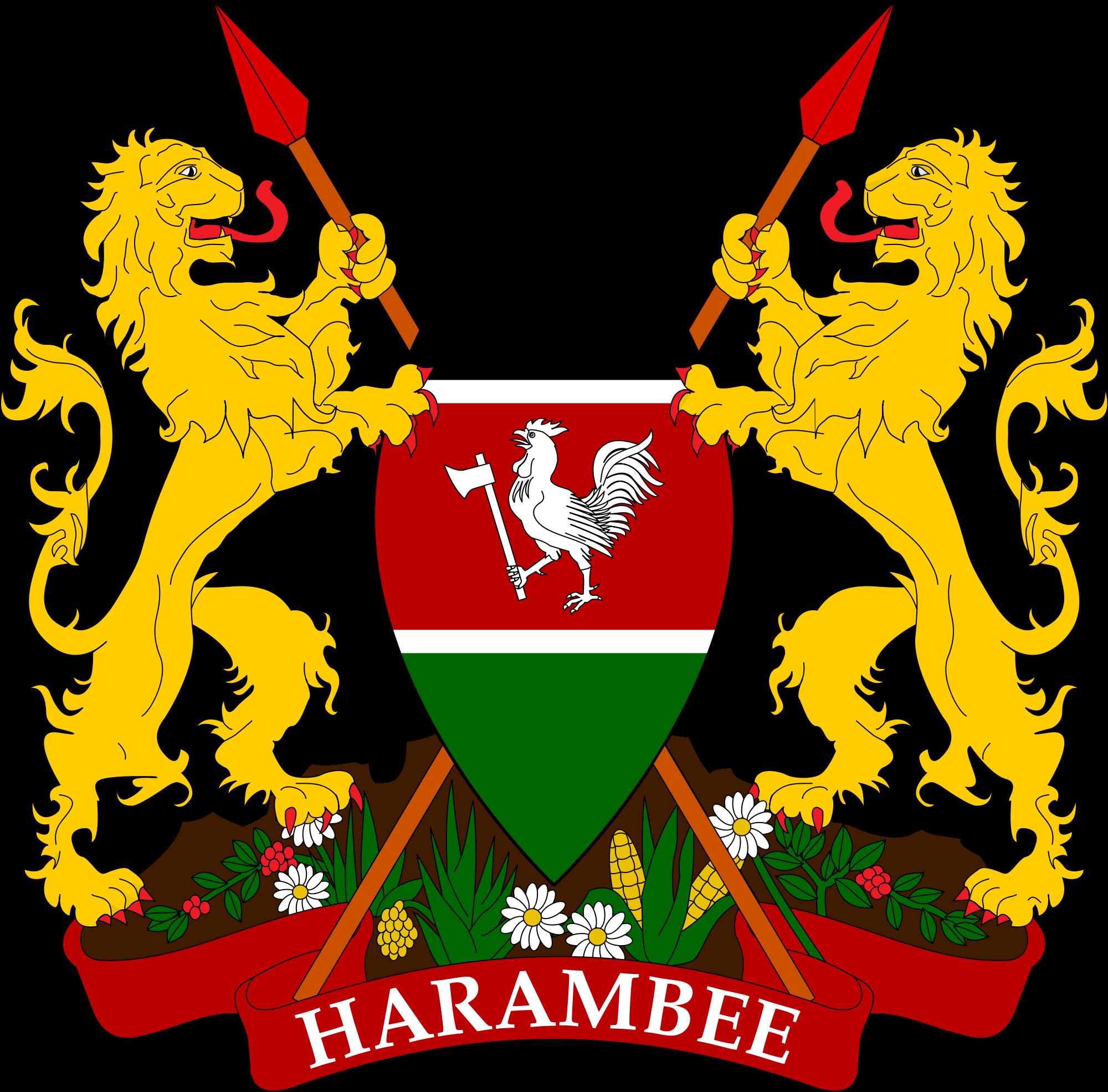 Kenian vaakuna