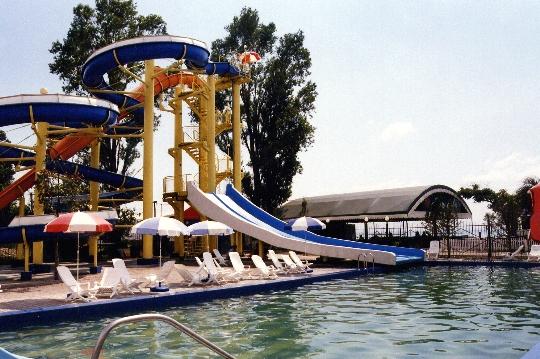 Waterparken in Pitsunda