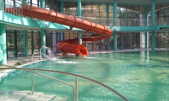 Vesipuistot Brestissä