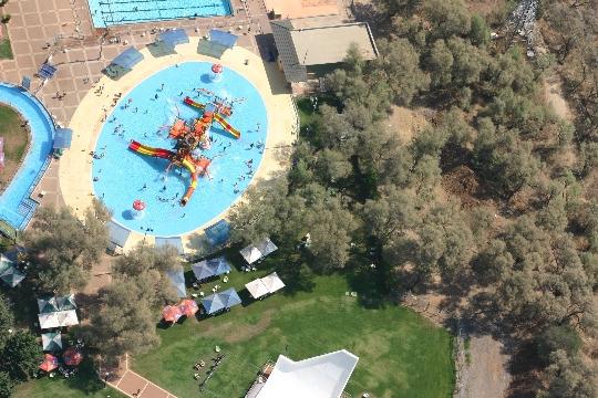 Waterparken in Tel Aviv