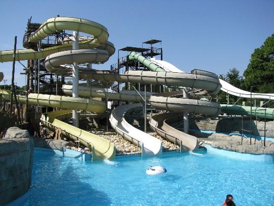 Waterparken in Belek