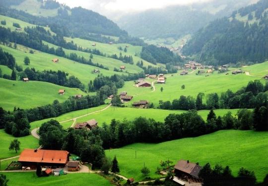 Vakantie in Zwitserland in juni