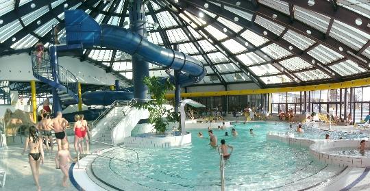 Waterparken in Wenen