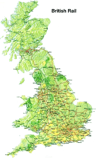 Britse spoorwegen